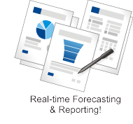 Forecast & Report in Real Time!