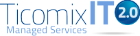 Managed IT Services, Flat-fee IT, 2.0, Network Hosting, Local Cloud Computing by Ticomix