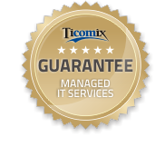 Ticomix Managed IT Services Performance Guarantee