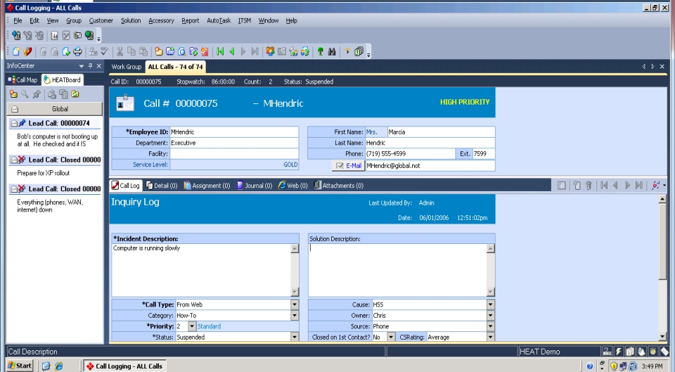 Photo Service Desk Ticketing System Images Help