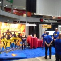 """Ticomix at Rockford Chamber's 2014 Business Expo–Wins """"Best Booth!"""""""
