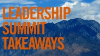Leadership Summit Takeaways [VIDEO – 7:31]