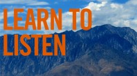 Learn to Listen – VIDEO [2:16]